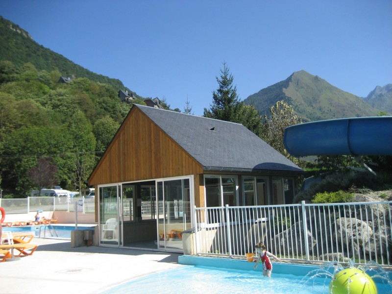 Piscines camping pyrenees