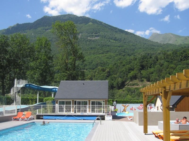camping piscine dans les hautes pyrenees a luz saint sauveur With camping luz saint sauveur avec piscine 2 camping hautes pyrenees avec espace aquatique camping