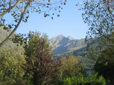 Camping Pyrenees Montagnes