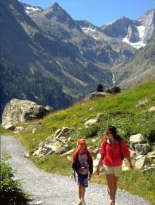 Camping Hautes-Pyrenees